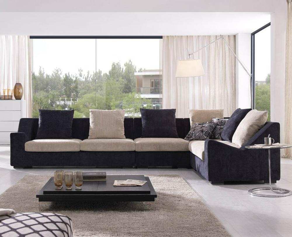 Contrast Color High Quality Wooden Fabric Sofa Set/modern Waiting