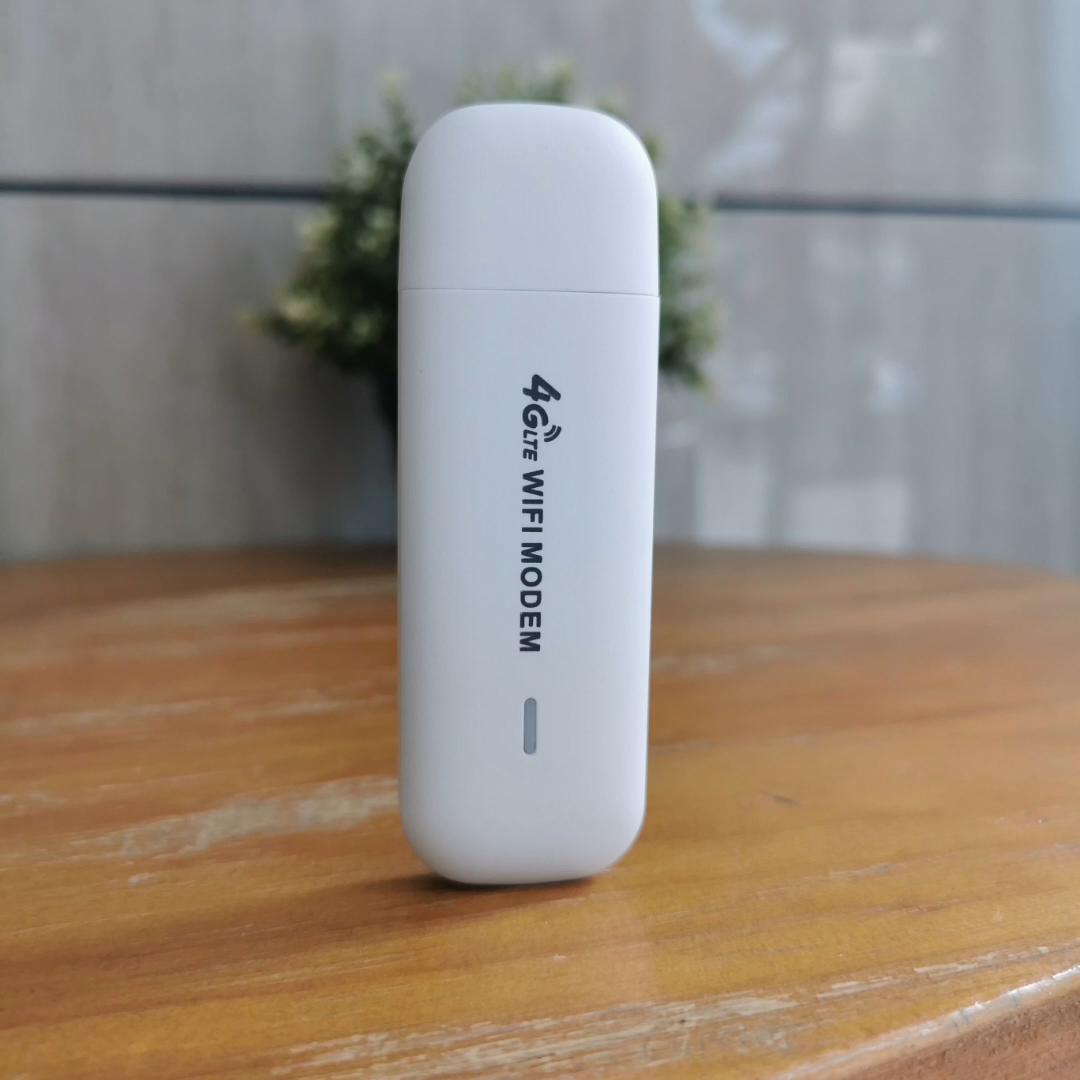 رخيصة الأسعار العالمي 4G مودم LTE راوتر لاسلكي أوفي USB Modemwith سيم فتحة للبطاقات منفذ USB دونجل