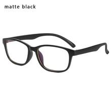 2020 Модные женские и мужские очки, оправа, черная оправа для очков, винтажные Квадратные прозрачные линзы, деловые очки, оптическая оправа дл...(Китай)