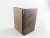 Hot Sale Real Bamboo Wood Business Card Case Metal Wooden Business Card Holder Case