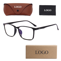 China blue light blocking high quality fashion TR90 anti blue ray computer glasses
