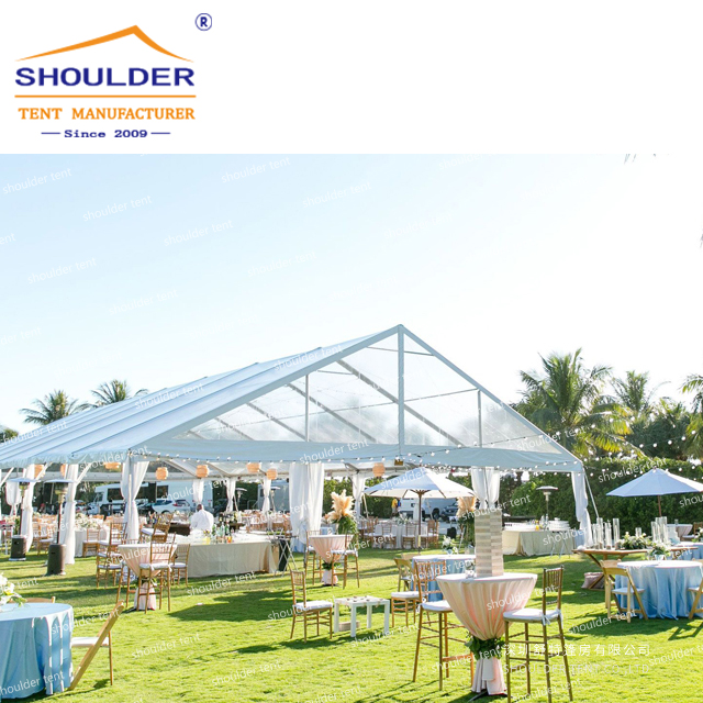 3m to 50m clear span width party tent for party event banquet