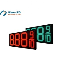 WiFi Access Control Diesel Gas Station Digital Signage Price Sign