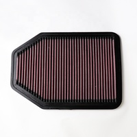 High Quality High Flow Air Filter For Modified Sports Cars 33-2364