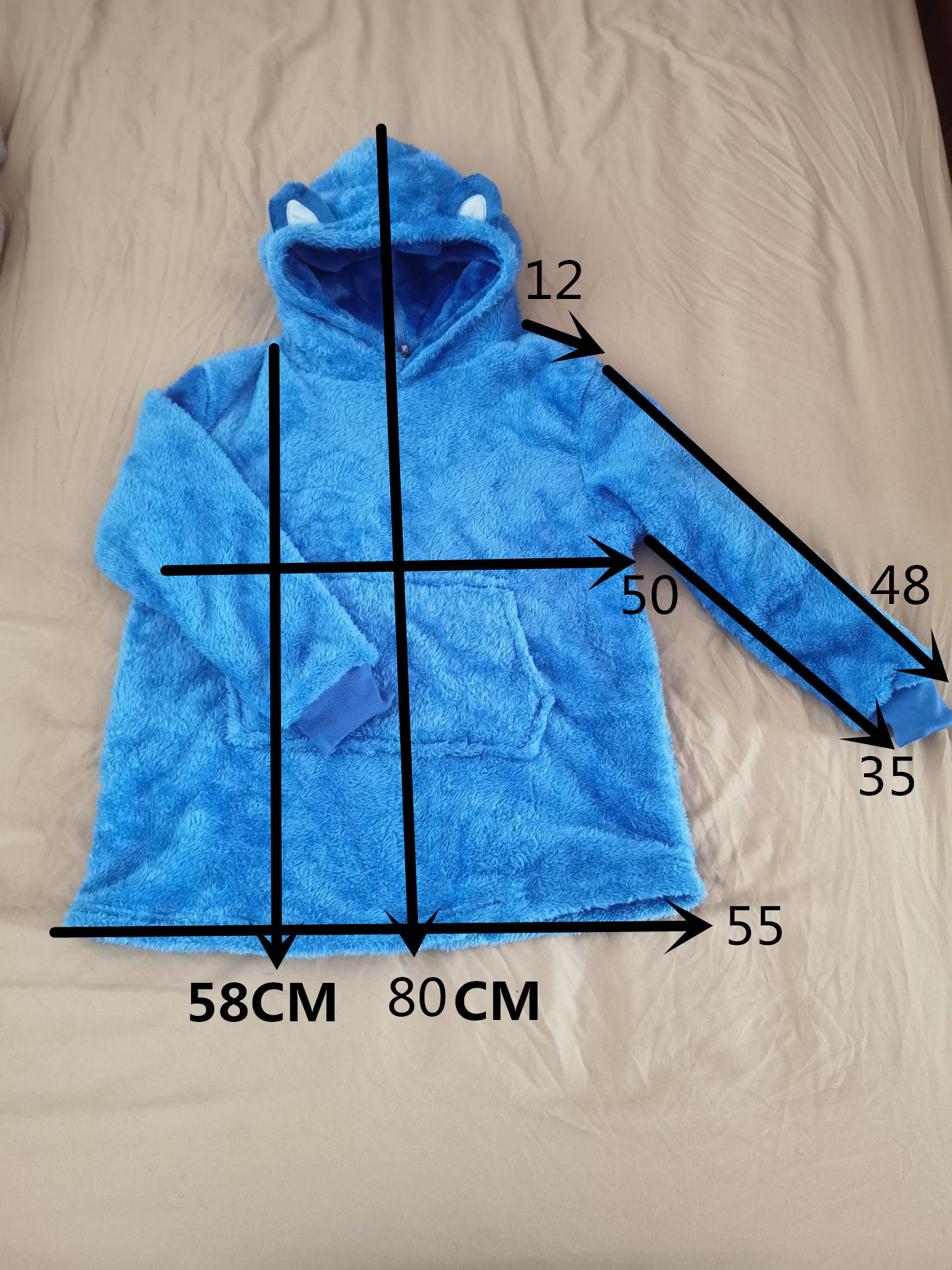 2020 hot selling kids lazy blanket hoodie pullover animal hooded  blanket hoodie plush boy plush pillow pet toys Huggle pets