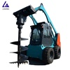 Hydraulic earth auger digging machines for Liugong excavator