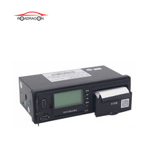 Dvr auto digitale govenor limiter <span class=keywords><strong>gps</strong></span> tachograaf met printer voor tracking machine G-V301