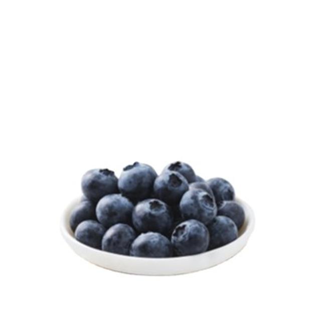 100% Natural Congelar Secas Blueberries Inteiras em Processo de FD