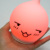 New arrival Custom BPA Free 1200mAh Rechargeable Silicone Cat Night Light for Kids