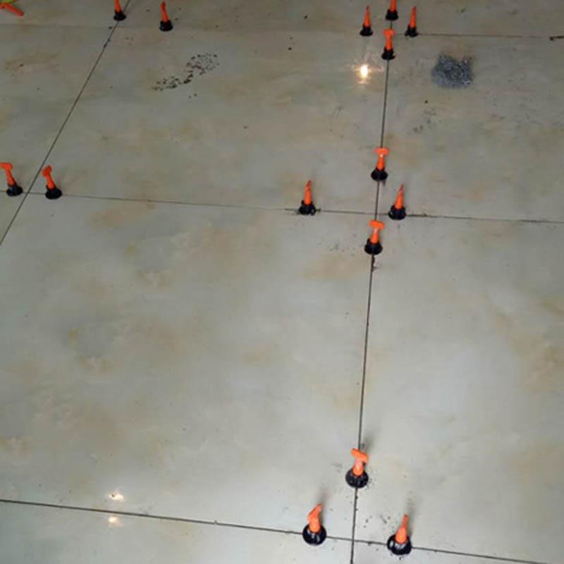 T-lock Распорки стены уровня позиционирования клинья системы плоскогубцы плитка Leveler мастер пол
