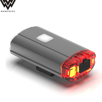 Windnite Bicycle Bike Accessories Light Bicycle Light Cree 400lm USB Rechargeable