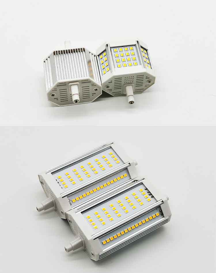 High Power Dimmbare 78Mm 118Mm 25W 30W 35W 50W LED R7s Licht