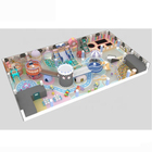 Soft Pad Indoor Playground In Candy Theme Provide Of Chinese Manufacturer