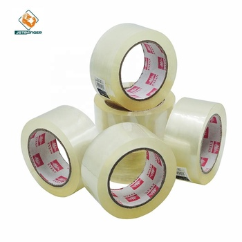 Good supplier waterproof Bopp clear packing adhesive tape