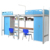 Latest double bunk bed designs with desk and storage