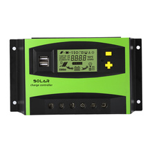 <span class=keywords><strong>China</strong></span> fabrik pwm solar laderegler 40A 48v 24v 12v ce rohs mit LCD display