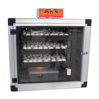 Best Price High Hatching Rate Chicken Duck Quail 210 eggs rolling tray incubator From China
