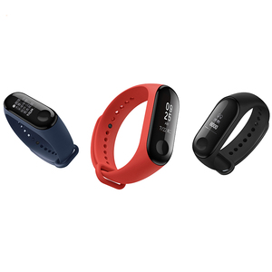 Image of Global Version Original Xiaomi Mi Band 3 Smart Wristband Fitness Bracelet Touch Screen OLED Heart Rate