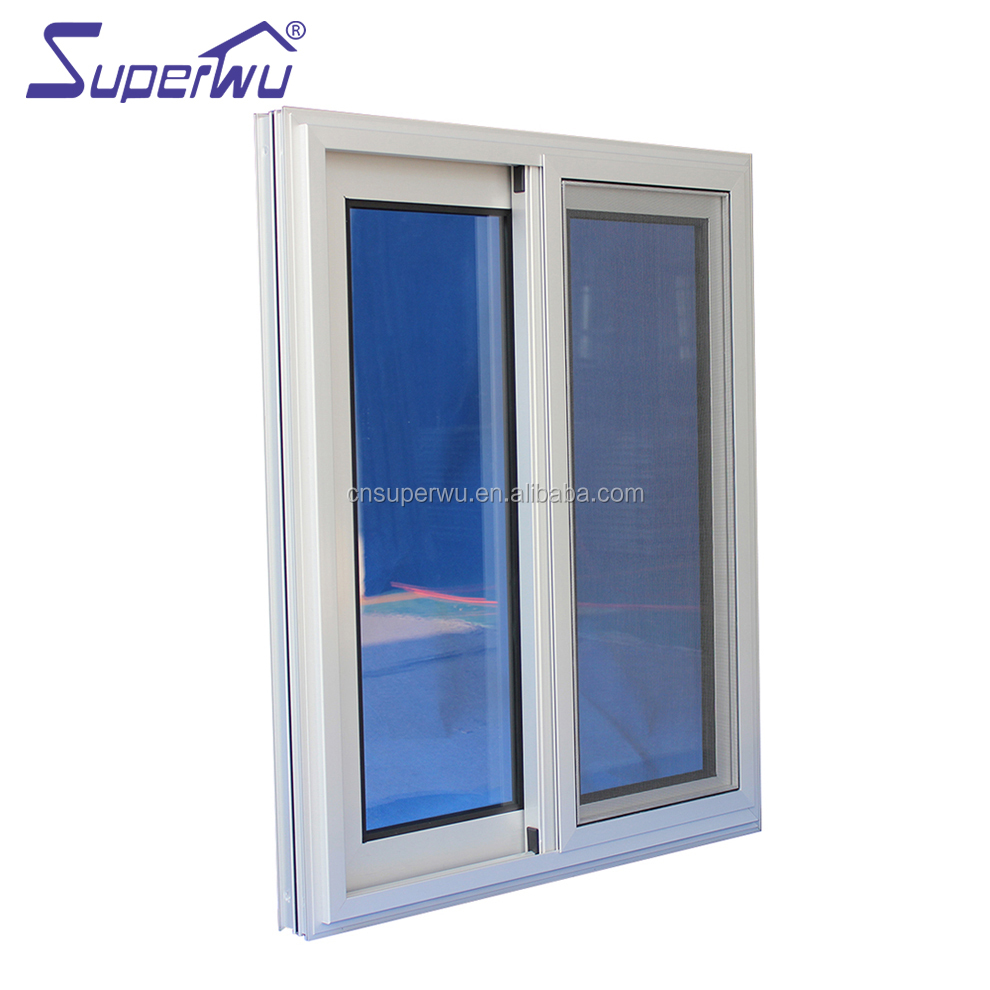 New products latest design aluminum windows and doors China supplier Aluminium Sliding Window
