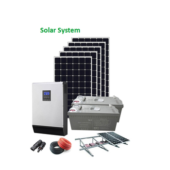 High Quality Products Commercial Solar Energy System