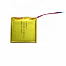 Oem accettare micro cellulare pellicola CP405050 limno2 batteria 3v 2500mah batterie <span class=keywords><strong>al</strong></span> <span class=keywords><strong>litio</strong></span> primaria