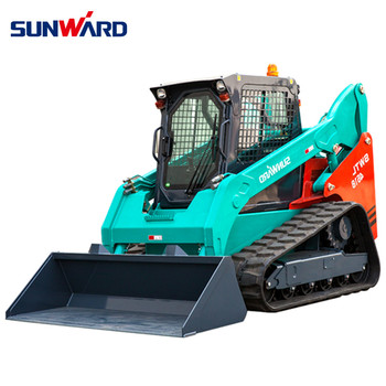 SUNWARD SWTL4518 Wheeled skid steer loader 3 ton for sale Low Price