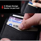 Designer Mens Wallet Men Wallet Men Luxury Best Brand Ultra-thin Designer Id Card Holder Rfid Mens Bifold Leather Wallet
