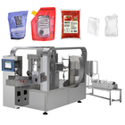 Sachet Plastic Bag Drinking Pure Water Pouch Filling and Sealing Packing Machine