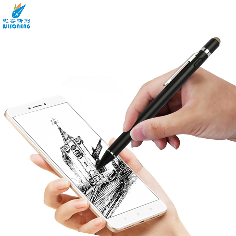 China delicate auto power down multi kleur professionele stylus pen voor touch screen