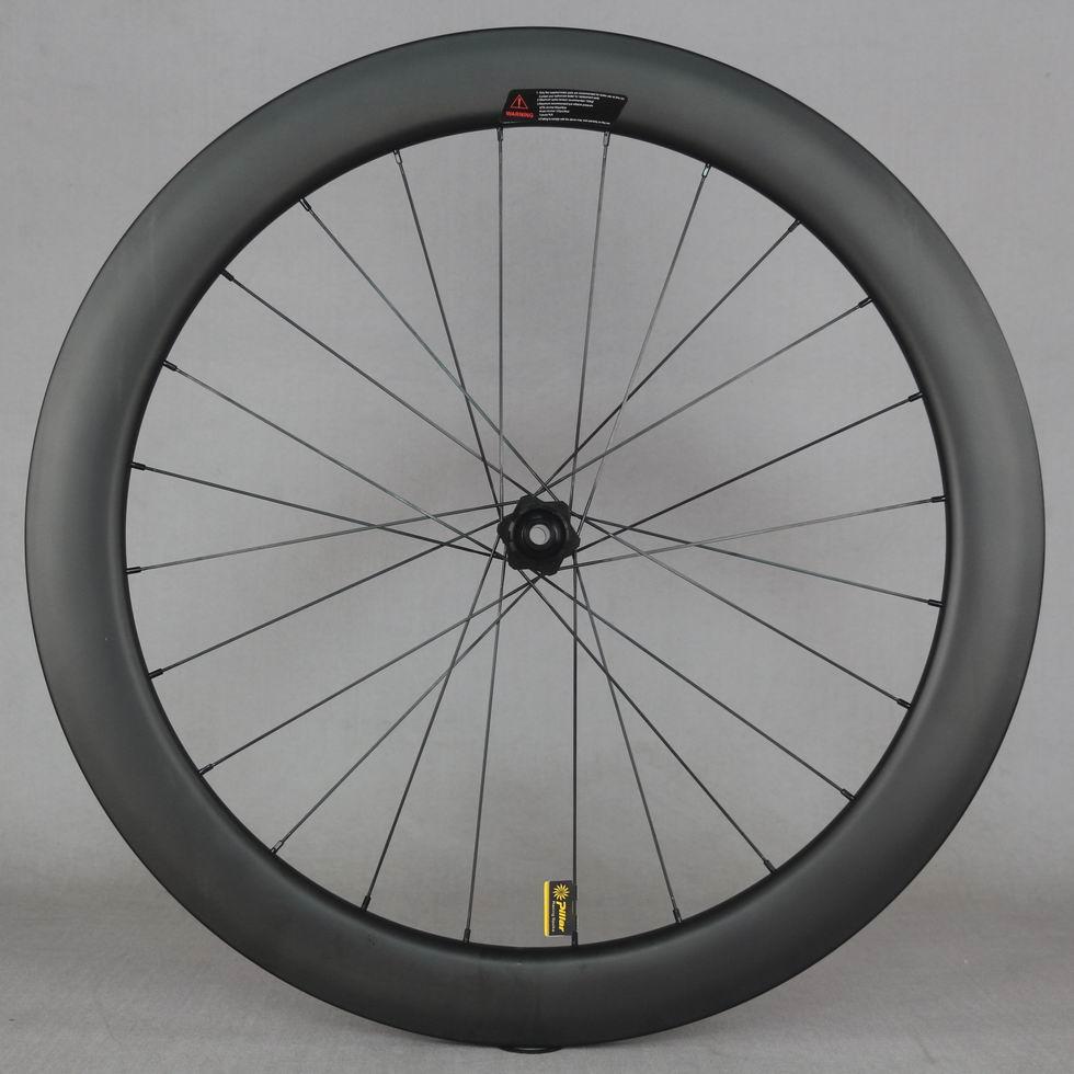2019 newest 50mm x 25mm clincher light bike wheelset bicycle par 700c rims carbon fiber road racing bicycle wheels carbon wheels