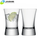 Eco-Friendly Hot Drinking Shot Glass Hot Selling Spirit Wine Drinking Shot Glass Cup Glass Tumbler with Thick Heavy Bottom