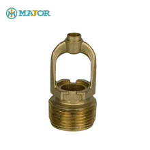 Factory directly Various types of brass die-casting sprinkler fire sprinkler heads