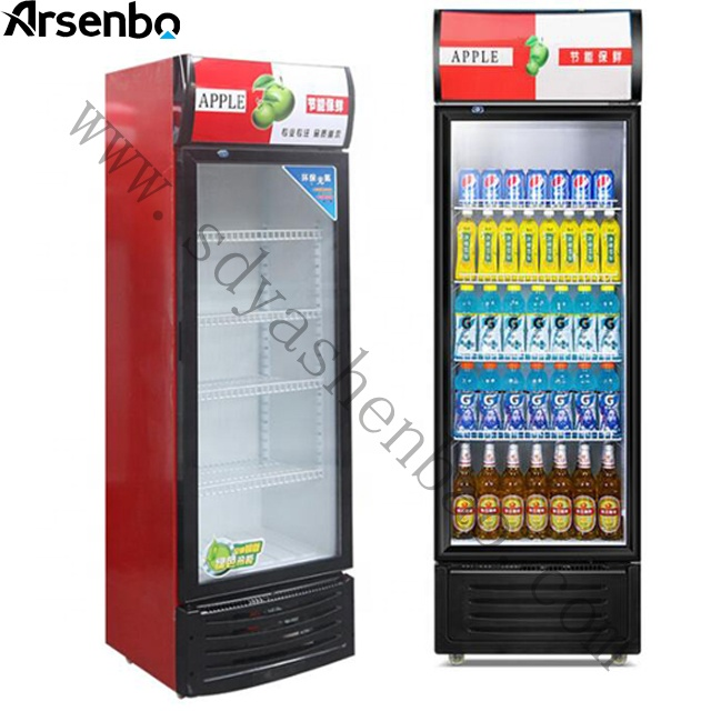 Single glass door slim drink <strong>refrigerator</strong> promotional customized fridge commercial gas <strong>refrigerators</strong> with newest style