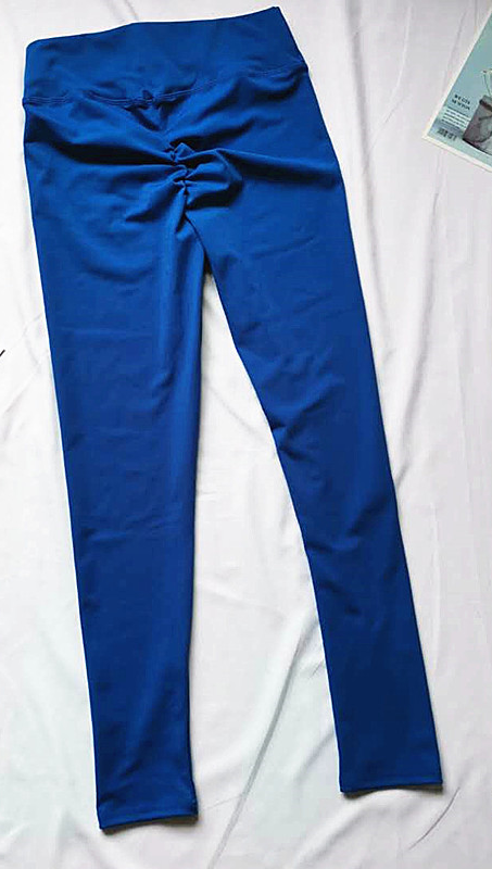 Fabrika toptan özel LOGO etiket yüksek kalite nefes çabuk kuruyan bayanlar açık tayt brezilyalı popo yoga pantolon