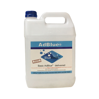 BlueBasic China Ad Blue 5 Litre With Nozzle Additive urea Solution for SCR Exhaust Gas Treatment