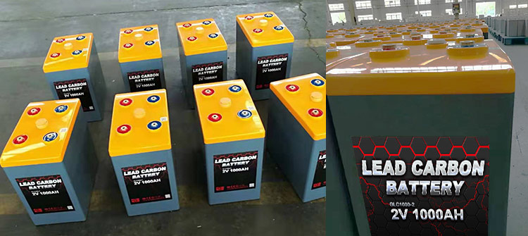 Deep Cycle Solar Battery 12V 200ah Lead Carbon Battery For Solar System