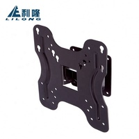 Best selling items steel LED LCD Plasma tilt angled removable best quality flexible tv mount bracket