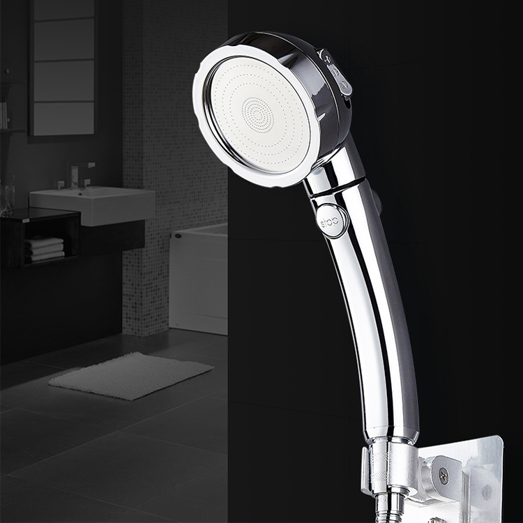 Brand New 3 Mode Adjustable Shower Head  For Bath