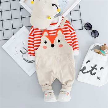Fashion New Design High Quality Fashion Girls Boutique Clothing 2 pcs kids clothing wholesale  baby wear clothes