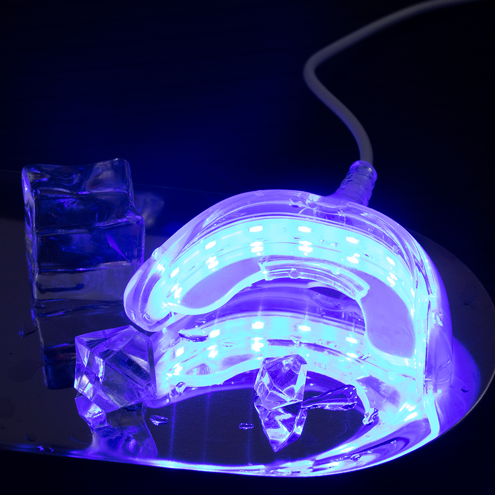 CE Approved White Smiles USB Led Light Private Label Wholesale Teeth Whitening Kits Private logo