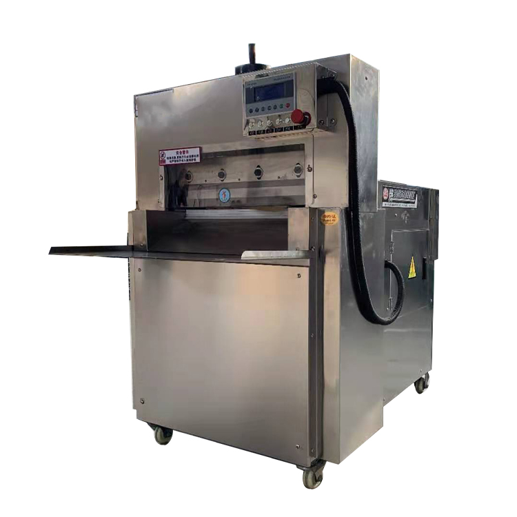 Compact Digital Vertical Meat Slicing Slicer Machine Spare Parts