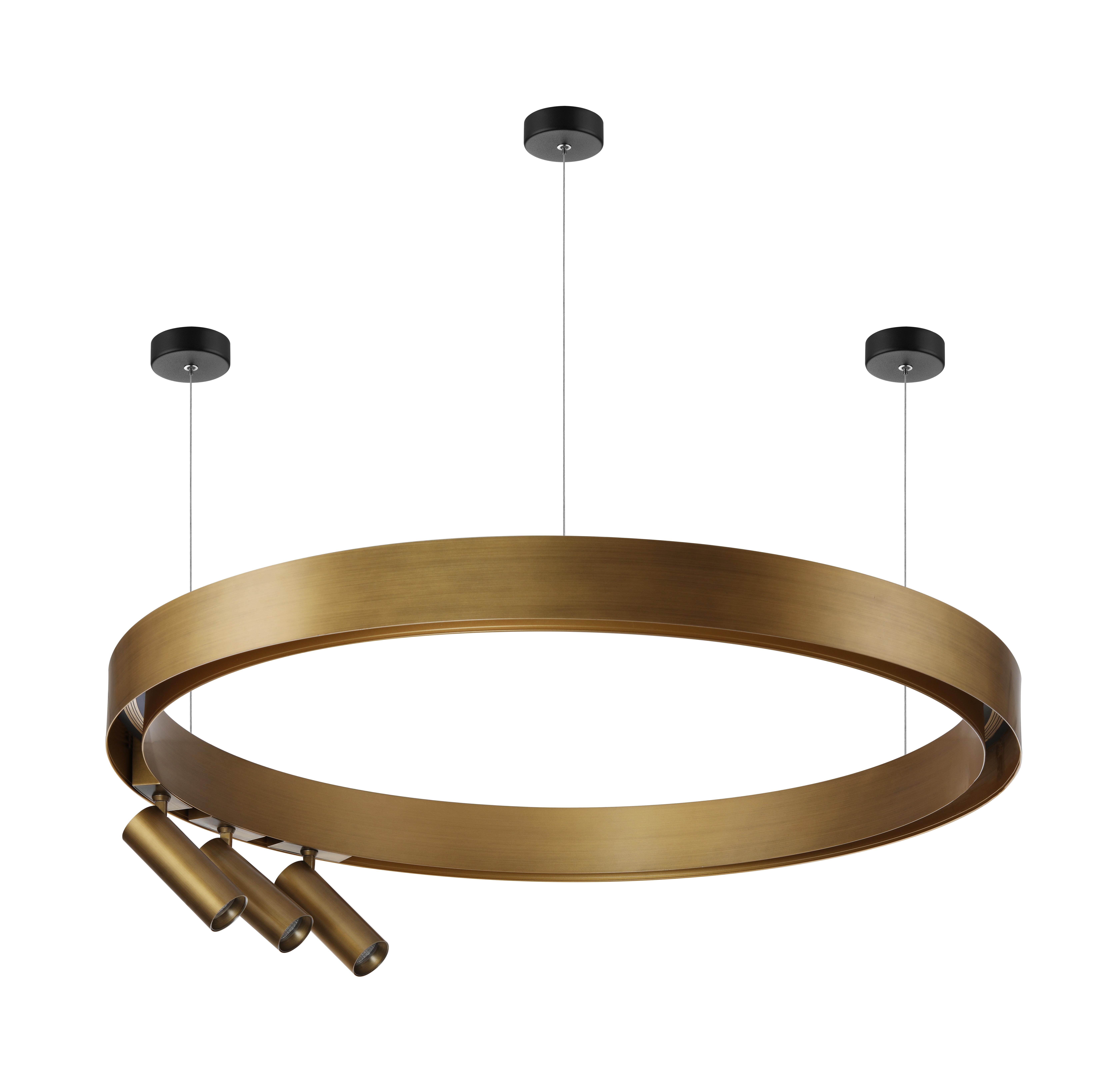 ECOJAS R900  2020 NEWS Round Magnet track light  24V