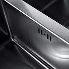 Home Kitchen Stainless Steel Sink Kitchen No Leak Polished Low Price