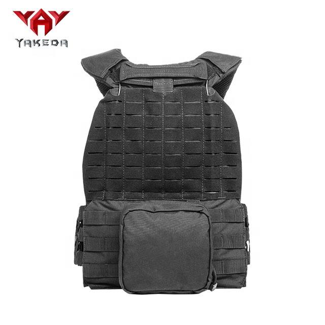 YAKEDA laser cut JPC molle combat assault bullet proof military plate carrier tactical vest