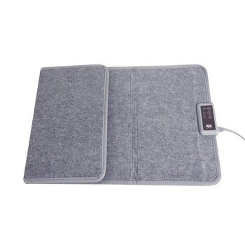 Wholesale Electric Home blanket Heater For Foot Portable safety overheat Warmer Far Infrared Room office Panel Heaters
