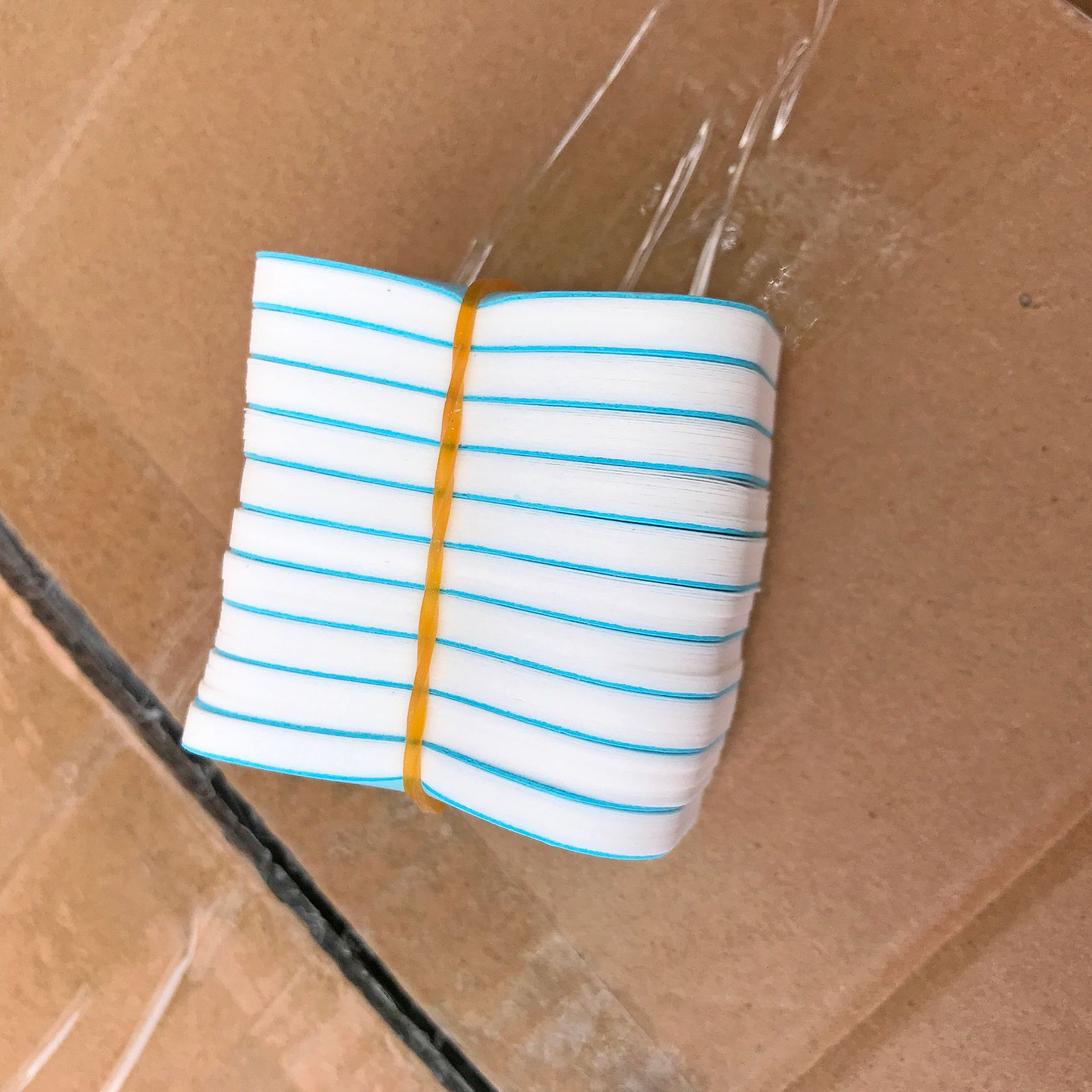 Hot sell easy foaming with refill private label disposable sheet soap paper slice pocket soap