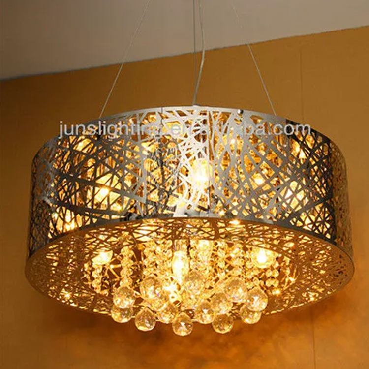 decoratieve kristallen hanglamp / licht / verlichtingsarmatuur 50911