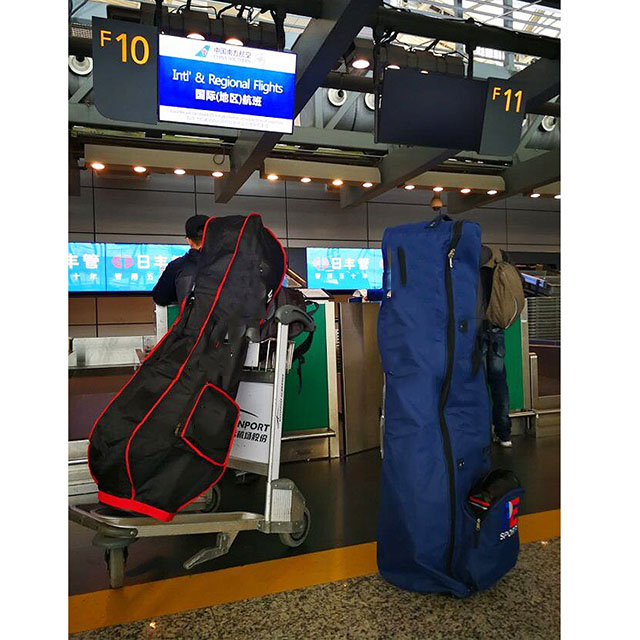 Golf aviation bag rain cover for man and woman golf club bag for travel