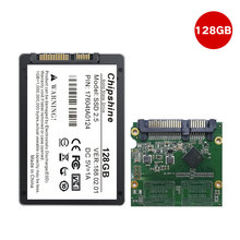 "2.5 ""SATA SSD DA 128gb SSD per pc industriale mini-pice interfaccia di Lettura 350-580M/scrivere 300-540M SATAIII 6 Gb/s interfaccia"