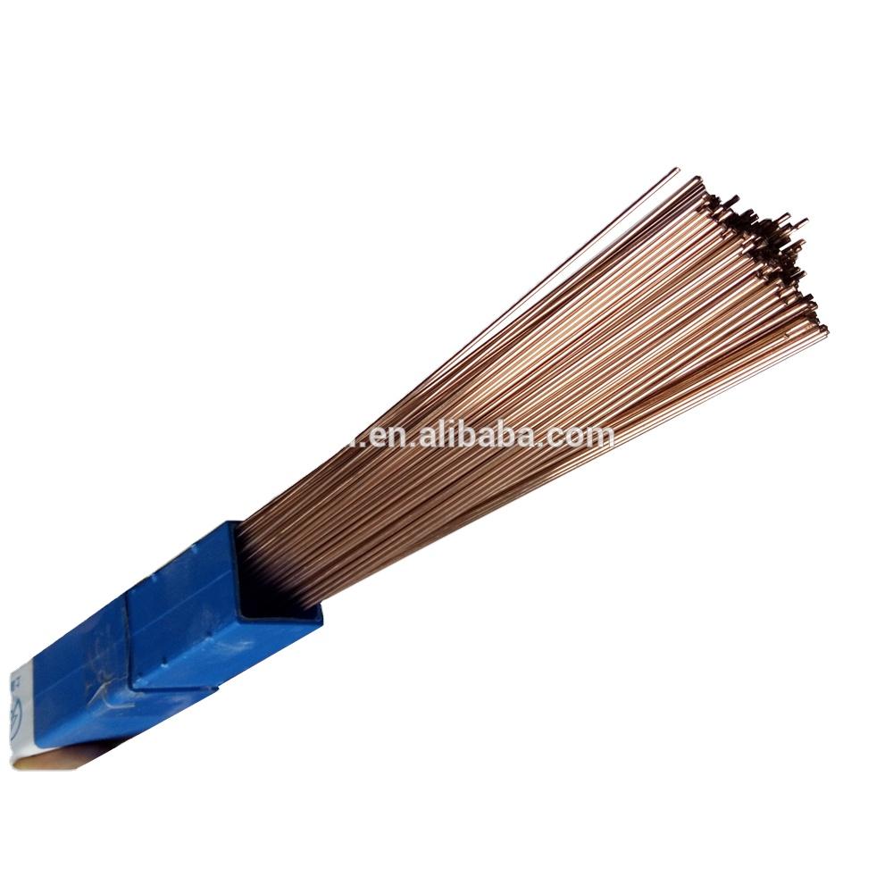 copper phosphorus brazing alloy solder wire aws Bcup-2 BCuP-3 BCuP-4